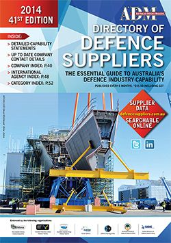 DIRECTORY OF DEFENCE SUPPLIERS