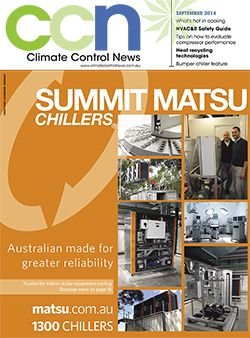 CLIMATE CONTROL NEWS