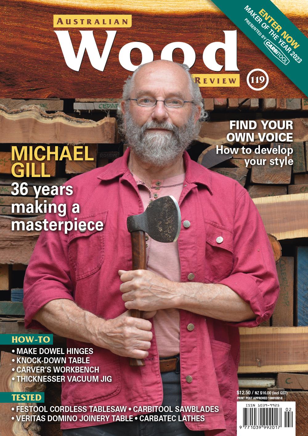 Australian Wood Review - Yaffa Media