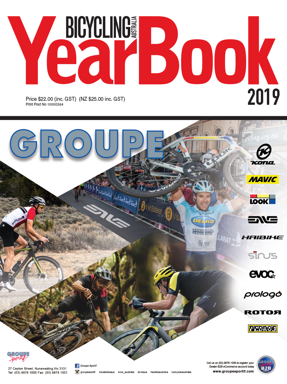 Bicycling Yearbook