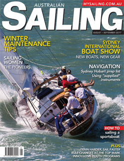 Australian Sailing + Yachting