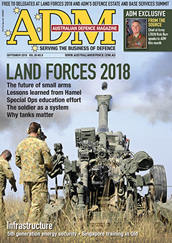 Australian Defence Magazine