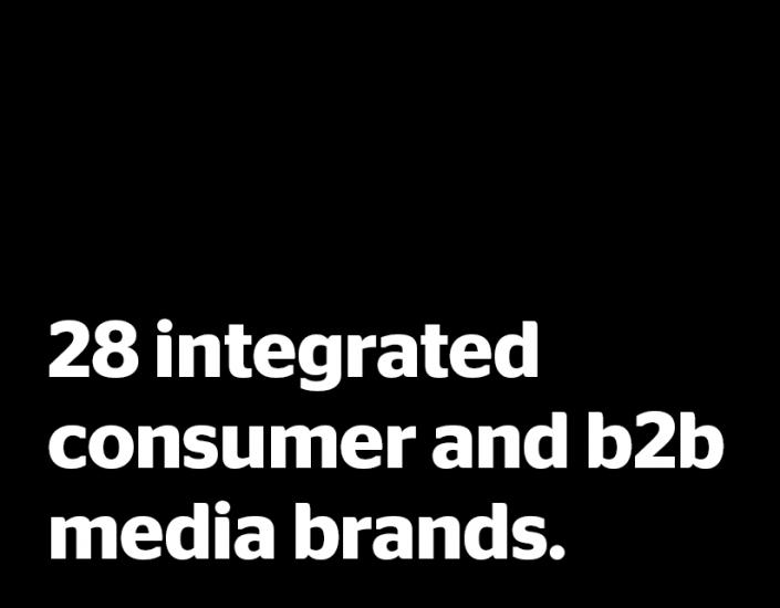 Yaffa Media: 28 integrated consumer and b2b media brands.