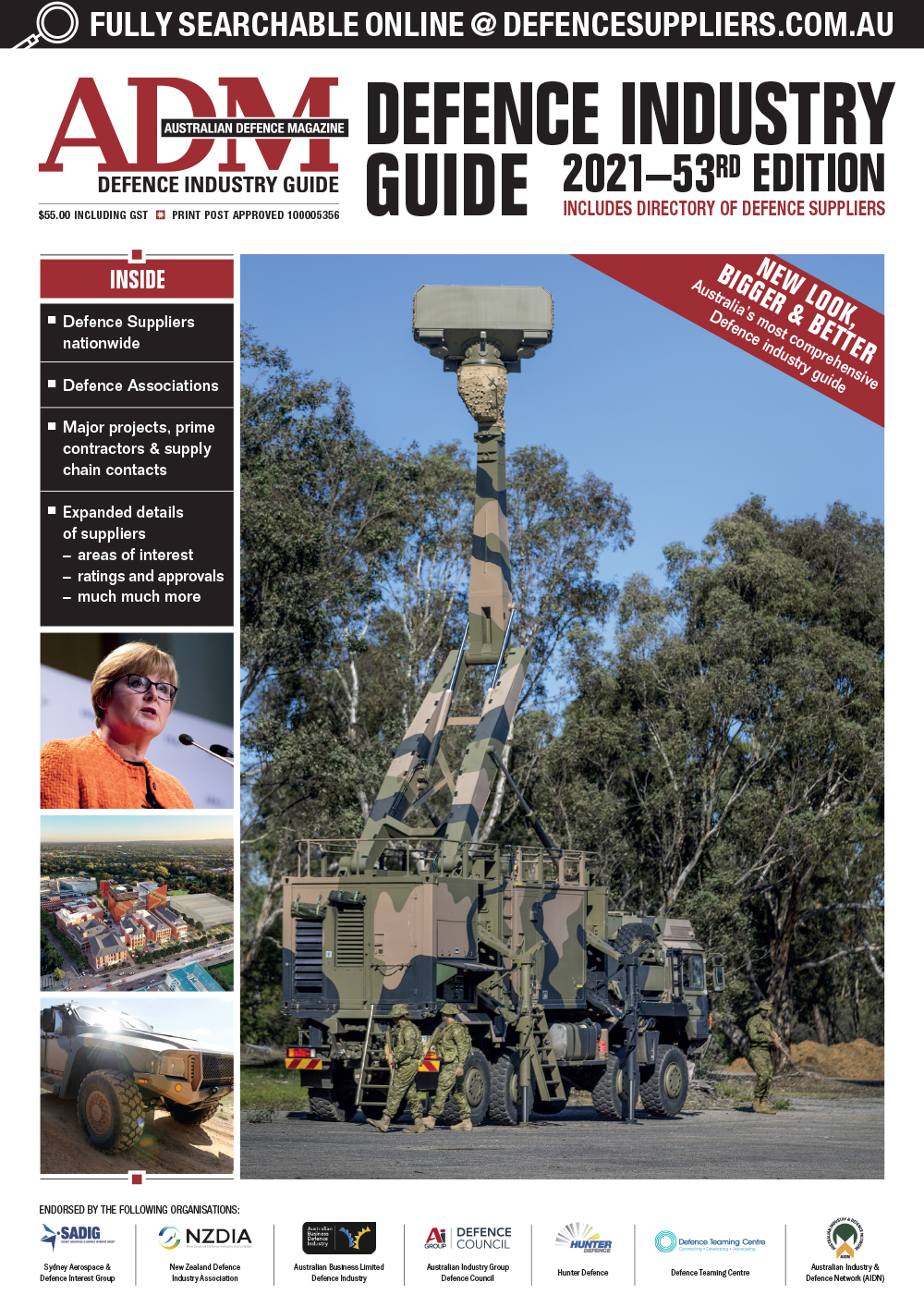 Directory of Defence Suppliers - Australian Defence Magazine