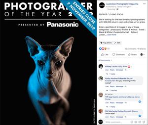 Australian Photography on Facebook