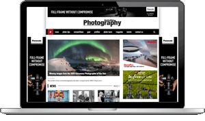 Australian Photography website